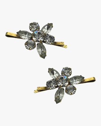Dauphines of New York Gold Day to Remember Bobby Pin Set 1