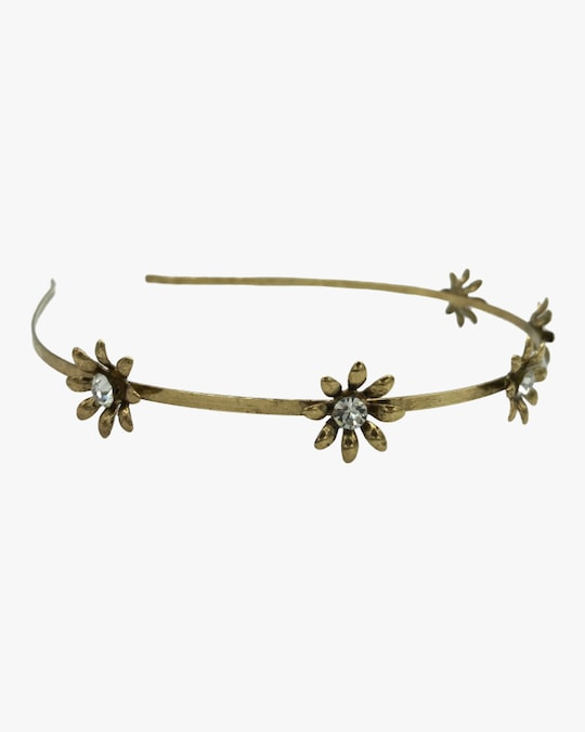 Dauphines of New York Field of Dreams Crystal Headband 1