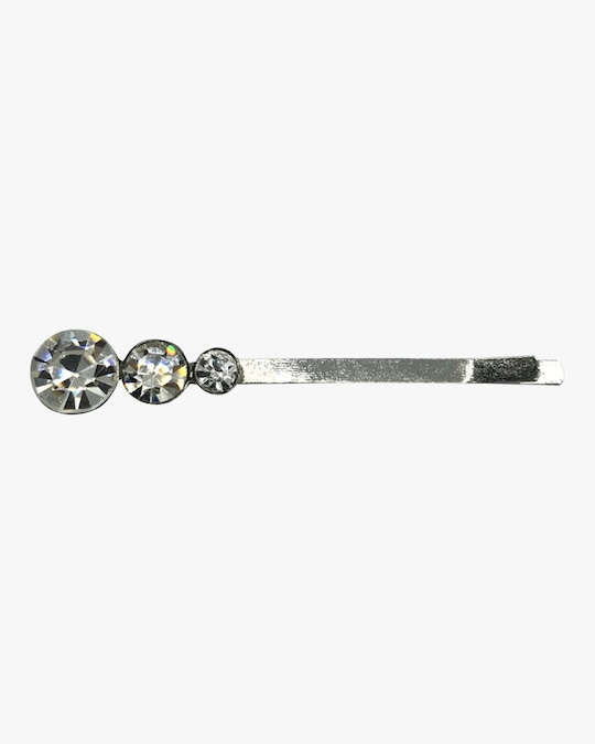 Dauphines of New York Spotlight Stunner Crystal Bobby Pin Set 1