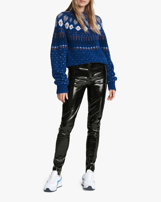 rag & bone Fran Crewneck Sweater 1
