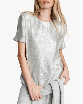 rag & bone Gia Sequin Top 1
