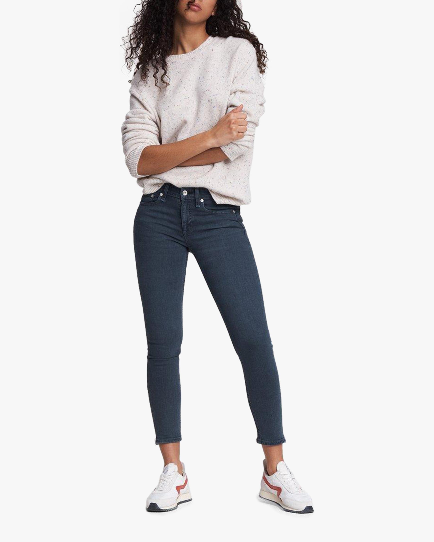 rag & bone Cate Mid-Rise Ankle Skinny 0