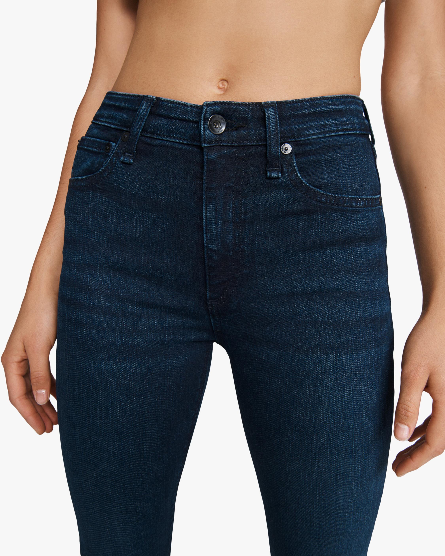 rag & bone Nina High-Rise Skinny Jeans 5