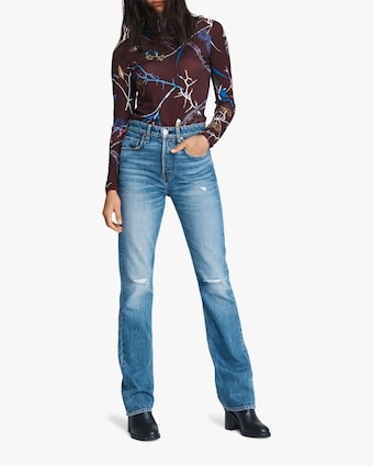 rag & bone Maya High-Rise Boot Jeans 2