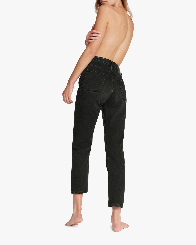 rag & bone Maya High-Rise Ankle Slim Jeans 4