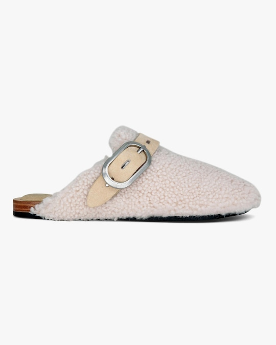 rag & bone Ansley Teddy Slide 0