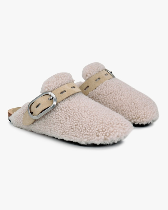 rag & bone Ansley Teddy Slide 1