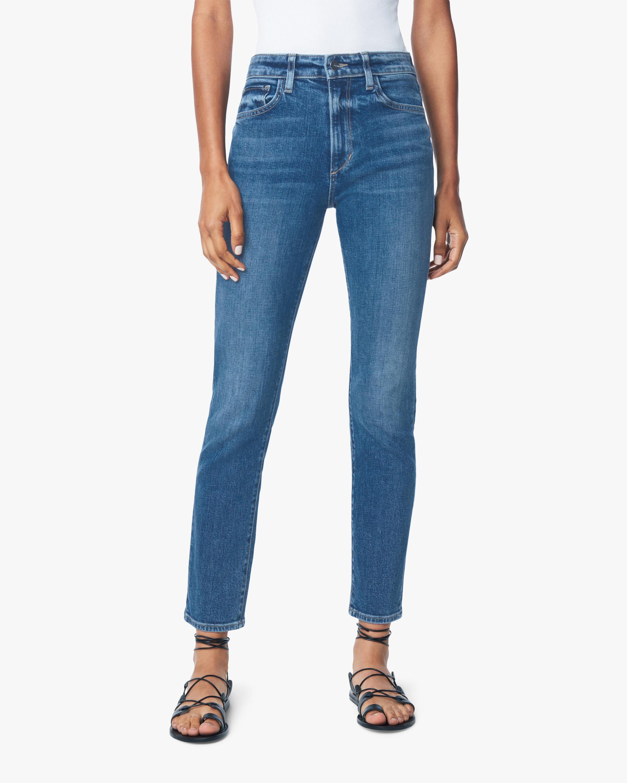 Joe's Jeans Favorite Daughter x Joe's - Erin High-Rise Straight Jeans 0