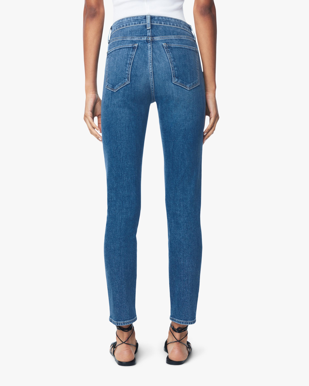 Joe's Jeans Favorite Daughter x Joe's - Erin High-Rise Straight Jeans 2