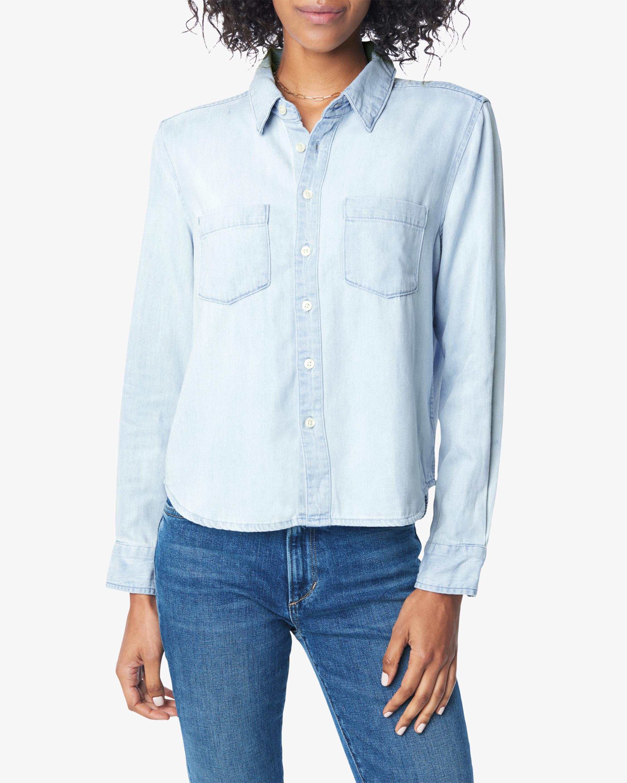 Joe's Jeans Favorite Daughter x Joe's - Erin Denim Shirt 0