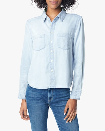 Joe's Jeans Favorite Daughter x Joe's - Erin Denim Shirt 1