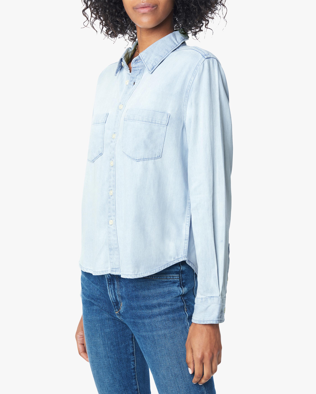 Joe's Jeans Favorite Daughter x Joe's - Erin Denim Shirt 2