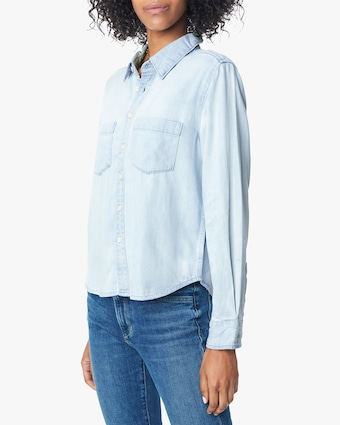 Joe's Jeans Favorite Daughter x Joe's - Erin Denim Shirt 2