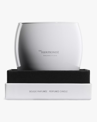 The Harmonist Velvet Fire Candle 190g 2
