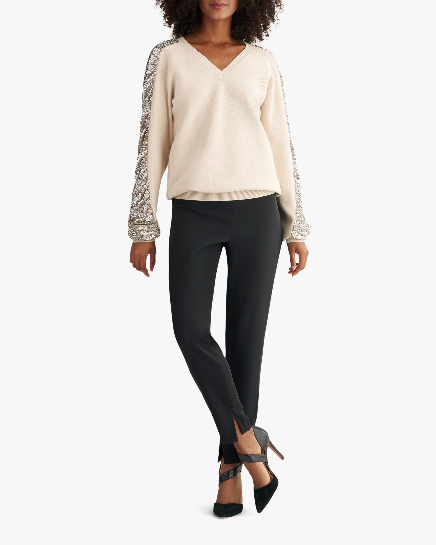 Sachin and Babi Madison V-Neck Sweater 1