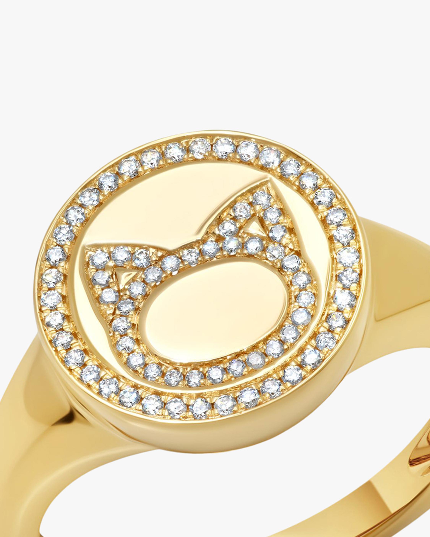 Graziela Gems Cat Circle Ring 2