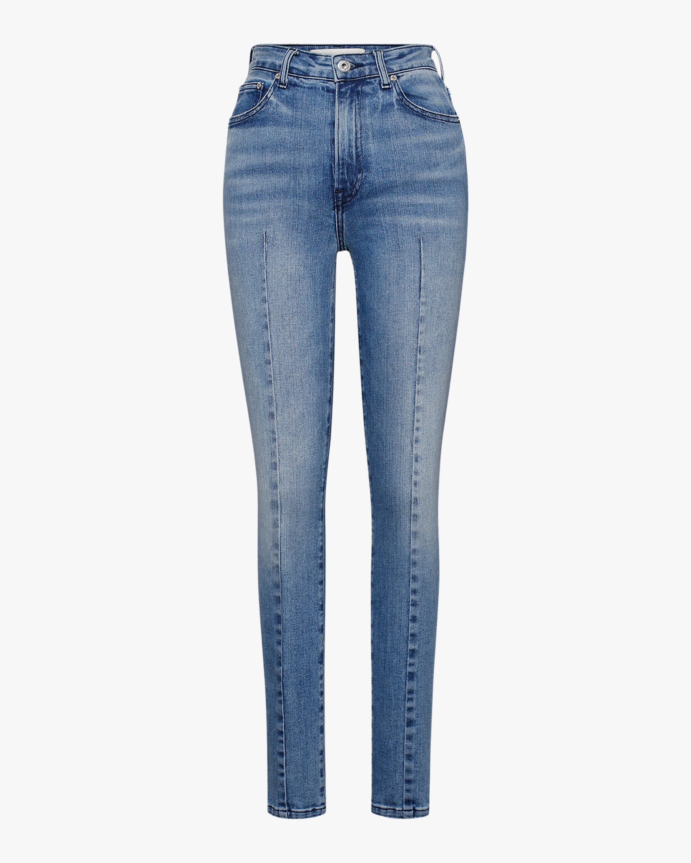 Jonathan Simkhai STANDARD Ray High-Rise Ankle Skinny Jeans 1