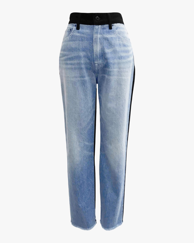 Jonathan Simkhai STANDARD Eliot High-Rise Jeans 2
