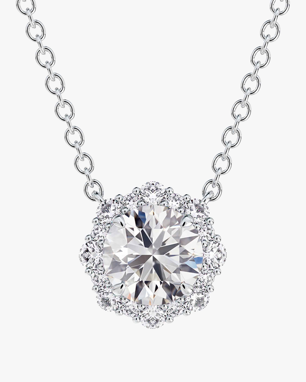Forevermark Center of my Universe Diamon Halo Pendant Necklace 1