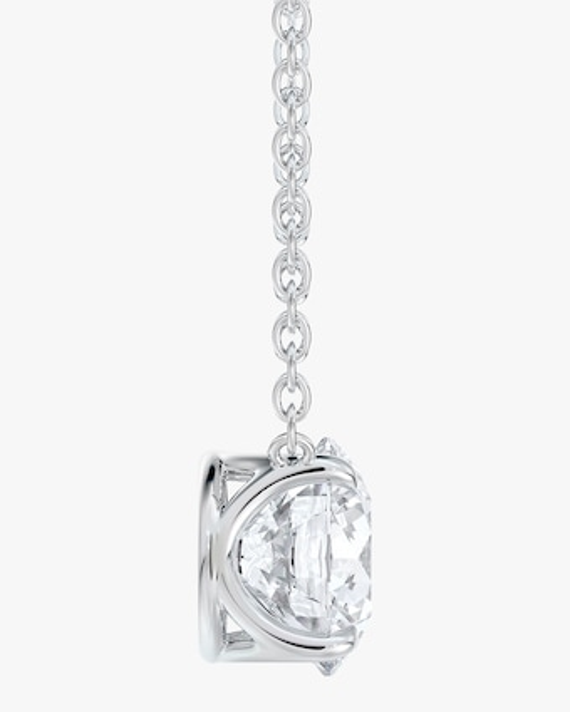 Forevermark Classic .5 Carat Solitaire Diamond Pendant Necklace 2