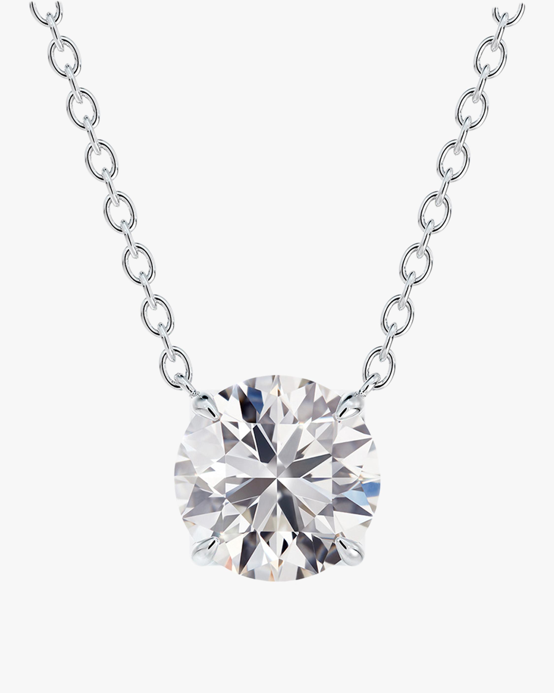 Forevermark Classic .5 Carat Solitaire Diamond Pendant Necklace 1