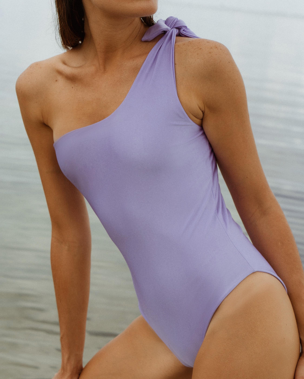Sara Cristina Nerea One-Shoulder Swimsuit 1