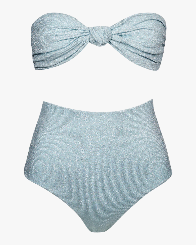 Sara Cristina Classic High-Waist Bikini Bottom 2