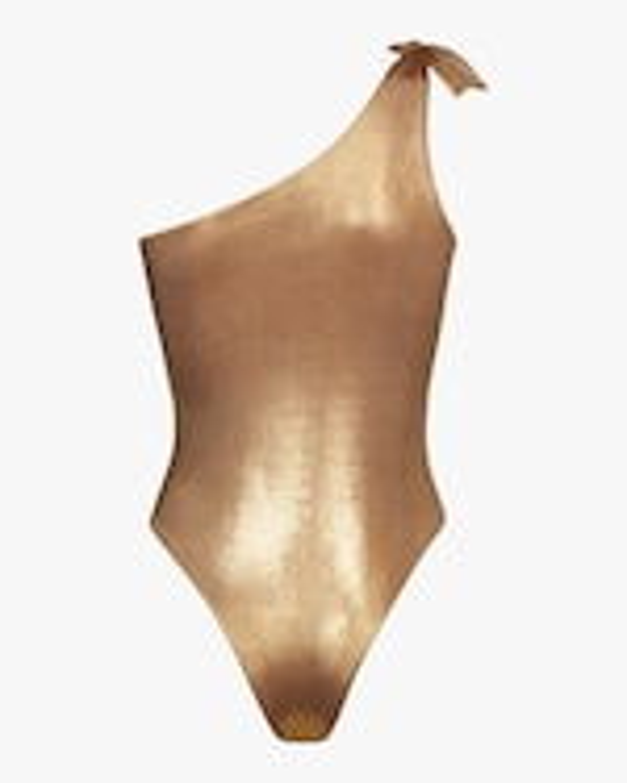 Sara Cristina Nerea One-Shoulder Swimsuit 2