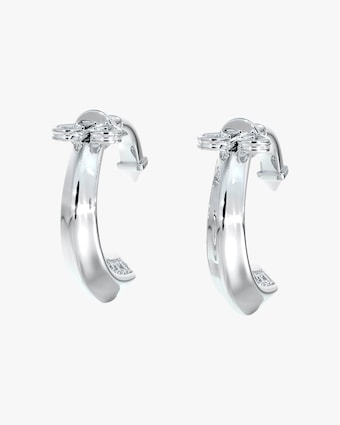 Forevermark Pavé Diamond Jacket Earrings 2