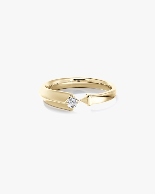 Forevermark Diamond Closed Ring 0