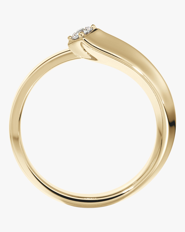 De Beers Forevermark Pavé Diamond Bypass Ring 3
