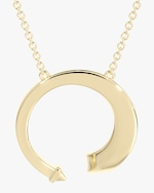 Forevermark Gold & Diamond Pendant Necklace 1