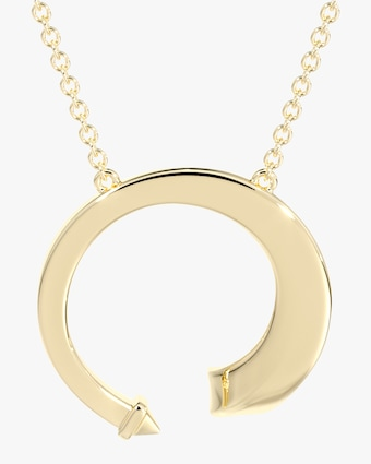 Forevermark Gold & Diamond Pendant Necklace 2