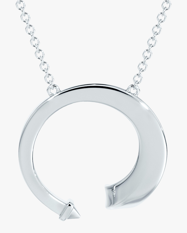 De Beers Forevermark White Gold & Diamond Pendant Necklace 2