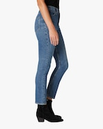 Hudson Holly High-Rise Straight Crop Jeans 3