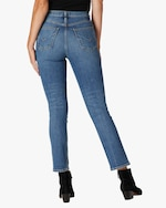 Hudson Holly High-Rise Straight Crop Jeans 4