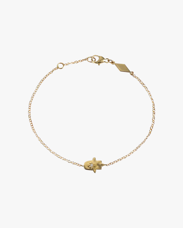 Jac + Jo Diamond Hamsa Bracelet 2