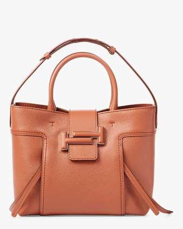 Double T Shopping Bag