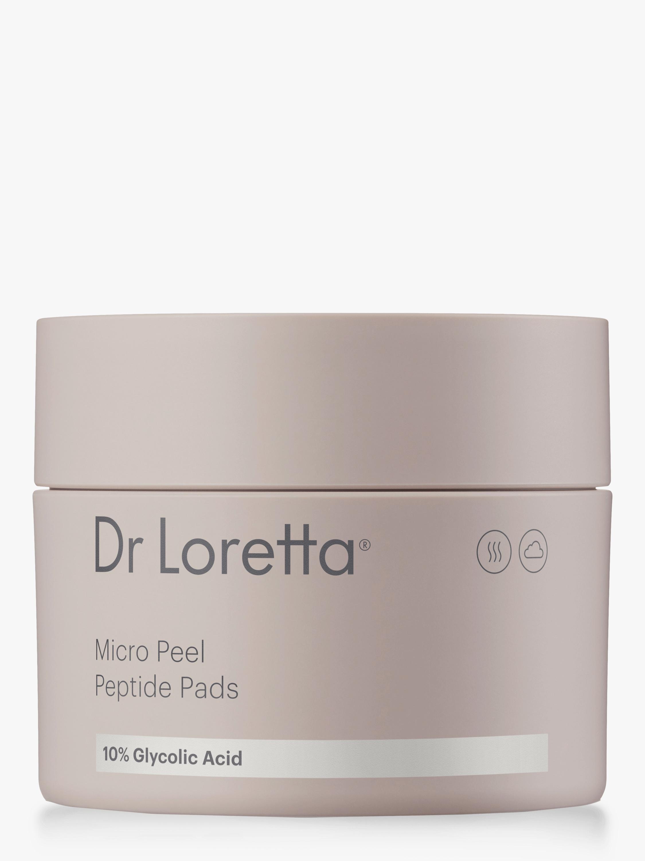 Dr. Loretta Micro Peel Peptide Pads 1