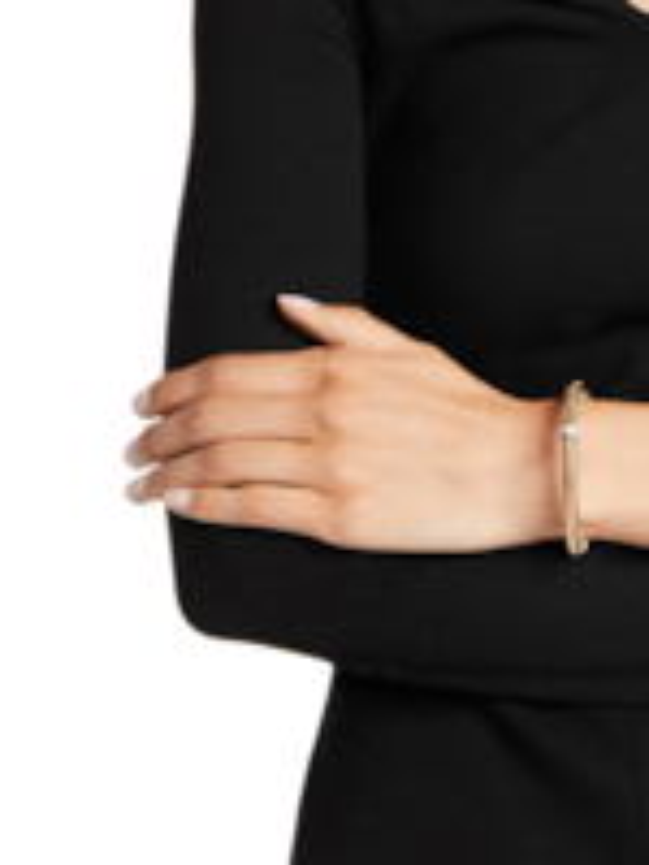 Roberto Coin Primavera Diamond Woven Bangle Bracelet 1