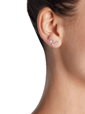 Boss Single Stud Earring