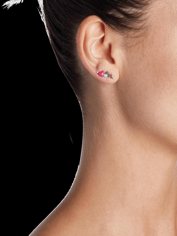 Mrs Single Stud Earring Alison Lou