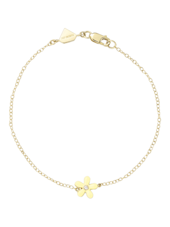 Single Wildflower Bracelet