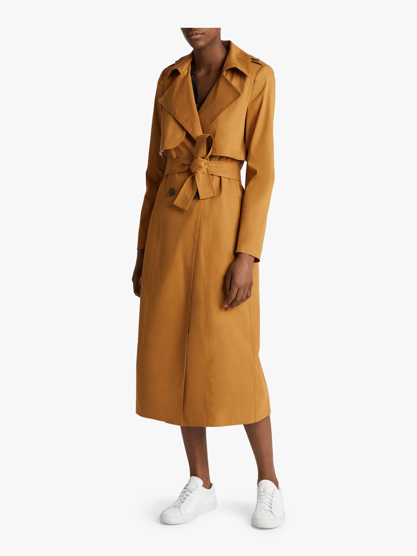 Cleder Trench Coat