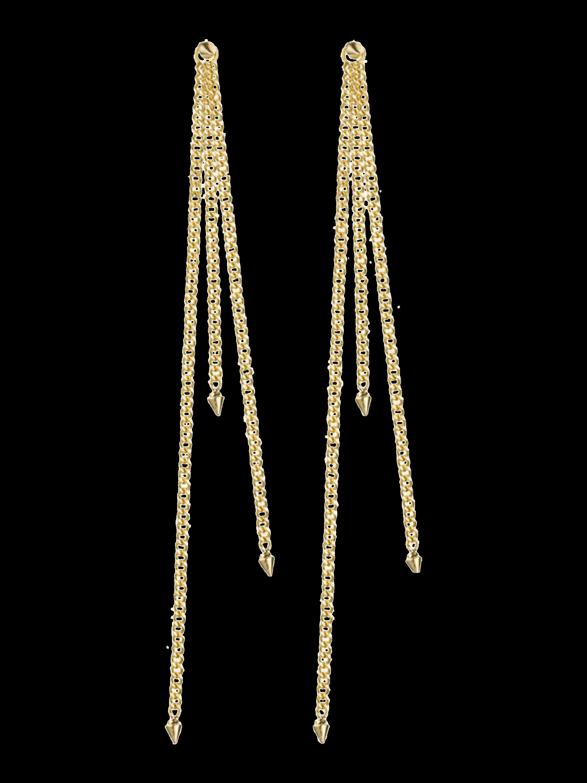 Stella Titan Earrings