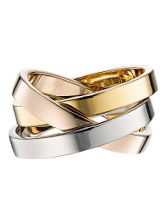 Tre Cassio Ring