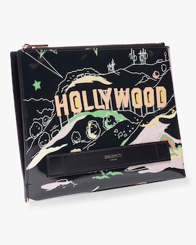 Hollywood Printed Pouch