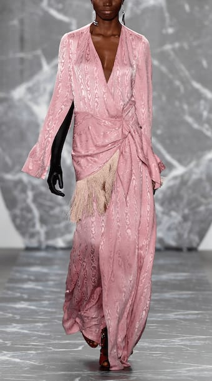 Emerson Wrap Dress