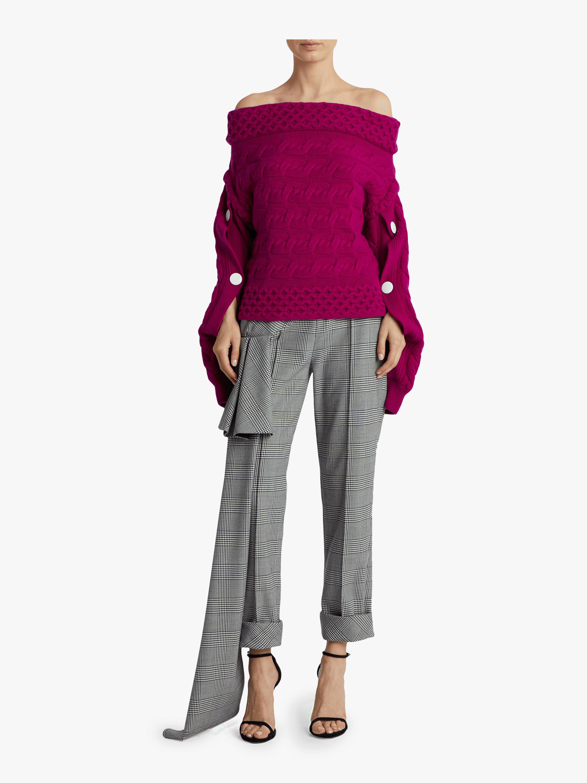 Dorian Off-The-Shoulder Sweater