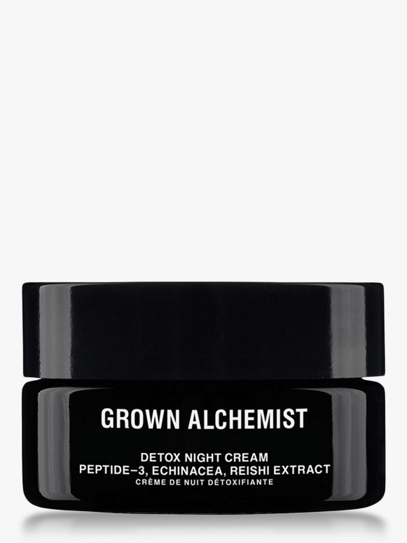 Grown Alchemist Detox Night Cream: Peptide-3, Echinacea, Reishi Extract 40ml